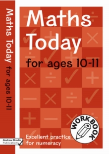 Maths Today for Ages 10-11, Paperback Book