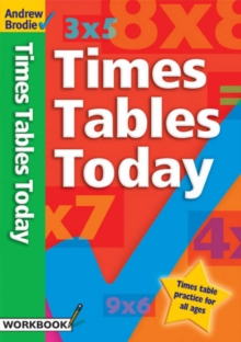 Times Tables Today, Paperback Book