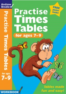 Practise Times Tables for Ages 7-9, Paperback Book