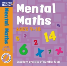 Mental Maths : For Ages 9-10, Paperback Book