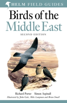 Birds of the Middle East, Paperback Book