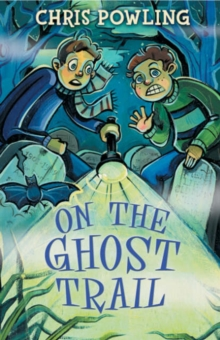 On the Ghost Trail, Paperback Book
