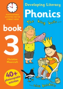 Phonics : Synthetic Analytic Phoneme Spelling Word Primary Bk. 3, Paperback Book