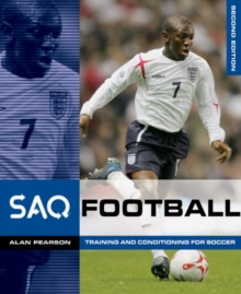 SAQ Football : Speed, Agility and Quickness for Football, Paperback Book