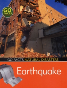 Earthquake, Paperback Book