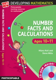 Number Facts and Calculations : For Ages 10-11, Mixed media product Book
