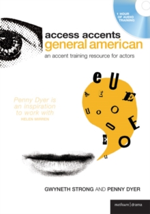 Access Accents: General American : An Accent Training Resource for Actors, CD-Audio Book