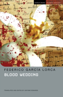 Blood Wedding : MCE, Paperback / softback Book