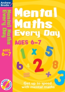 Mental Maths Every Day 6-7, Paperback Book