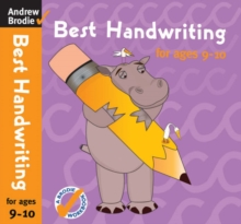 Best Handwriting for Ages 9-10, Paperback / softback Book