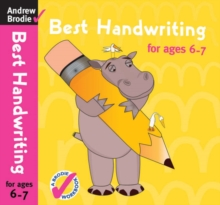 Best Handwriting for Ages 6-7, Paperback / softback Book
