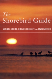 The Shorebird Guide, Paperback Book
