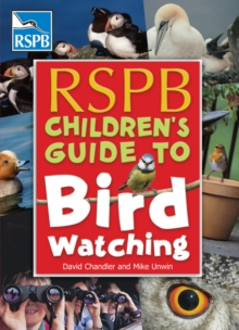 RSPB Children's Guide to Birdwatching, Paperback Book