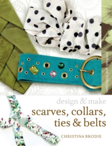 Scarves, Ties, Collars and Belts, Paperback / softback Book