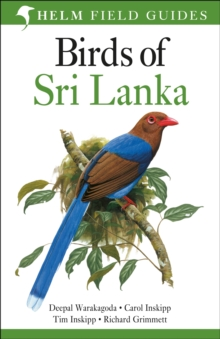 Birds of Sri Lanka, Paperback / softback Book