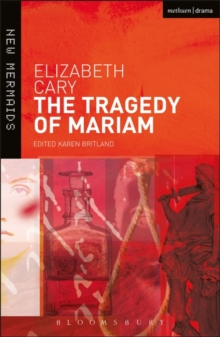 The Tragedy of Mariam, Paperback / softback Book