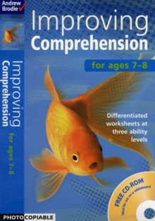 Improving Comprehension 7-8, Mixed media product Book