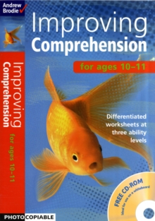 Improving Comprehension 10-11, Mixed media product Book
