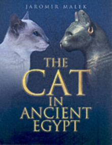 The Cat in Ancient Egypt, Paperback Book