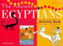 Ancient Egyptians Activity Book, Paperback Book
