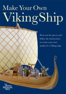Make Your Own Viking Ship, Mixed media product Book