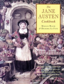The Jane Austen Cookbook, Paperback Book