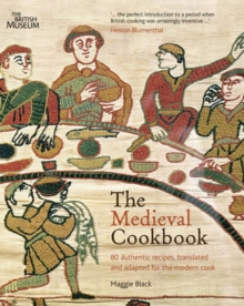 The Medieval Cookbook, Paperback Book