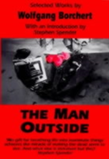 The Man Outside, Paperback Book