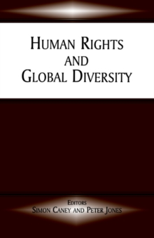 Human Rights and Global Diversity, Paperback / softback Book