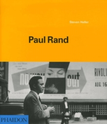 Paul Rand, Paperback Book