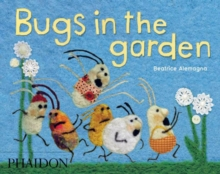 Bugs in the Garden, Hardback Book