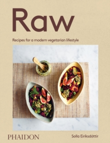 Raw : Recipes for a Modern Vegetarian Lifestyle, Hardback Book