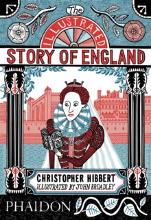 The Illustrated Story of England, Paperback Book