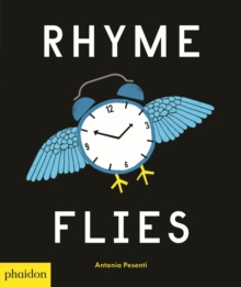 Rhyme Flies, Board book Book