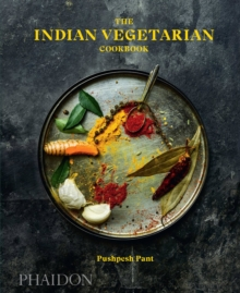 The Indian Vegetarian Cookbook, Hardback Book