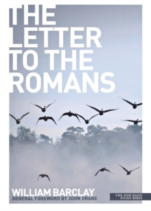 The Letter to the Romans, Paperback Book