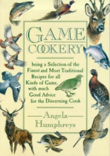 Game Cookery, Paperback Book
