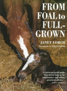 From Foal to Full-grown, Paperback Book