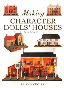 Period Doll's Houses in 1/12th Scale, Paperback Book