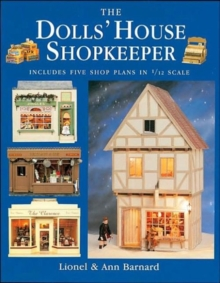 The Dolls' House Shopkeeper, Hardback Book