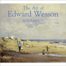 The Art of Edward Wesson, Paperback Book