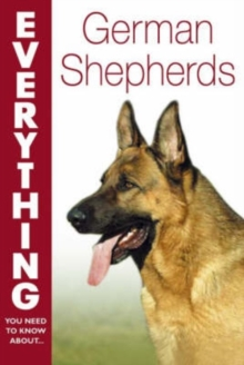 German Shepherds, Paperback / softback Book