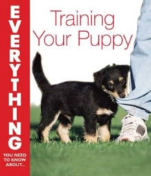Training Your Puppy, Paperback Book