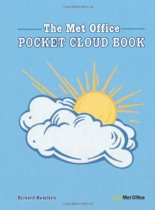 The Met Office Pocket Cloud Book, Hardback Book