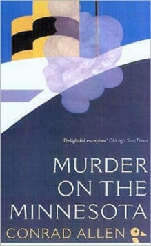 "Murder on the ""Minnesota"", Paperback Book"