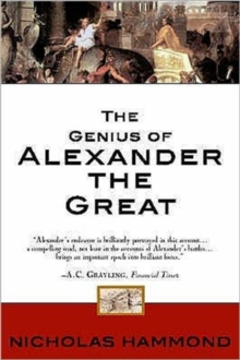 The Genius of Alexander the Great, Paperback / softback Book