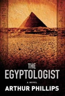 The Egyptologist, Paperback Book