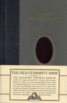 The Old Curiosity Shop, Hardback Book