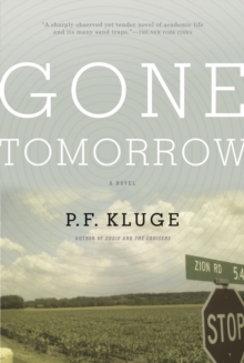 Gone Tomorrow, Paperback Book