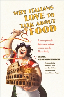 Why italians love to talk about food, Paperback / softback Book